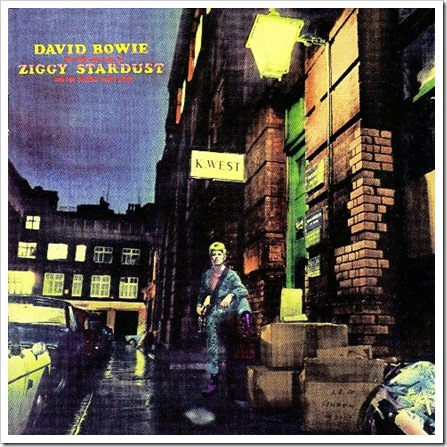 """David Bowie: """"The rise and the fall of Ziggy Stardust and the spider from Mars"""" (1972)"""