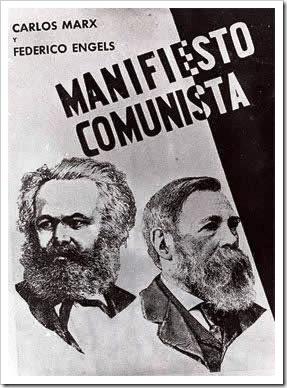Manifiesto Comunista, Carlos Marx y Federico Engels