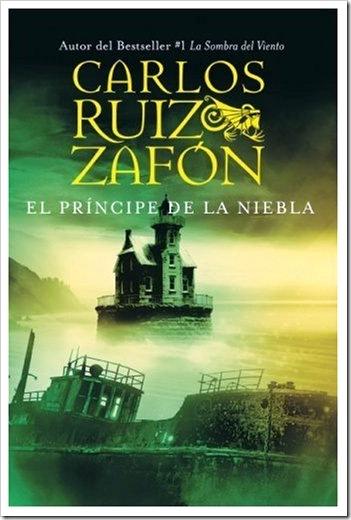 Carlos Ruiz Zafón: El principe de la niebla (1993)