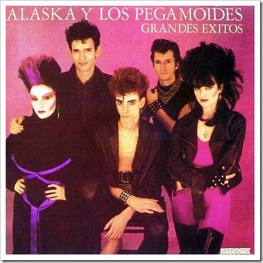 """Alaska y Los Pegamoides: """"Grandes Éxitos"""" (1982)"""