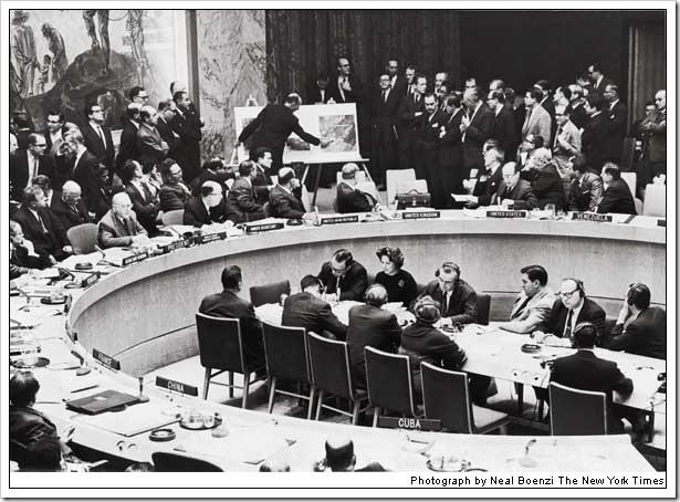 Reunión de la ONU