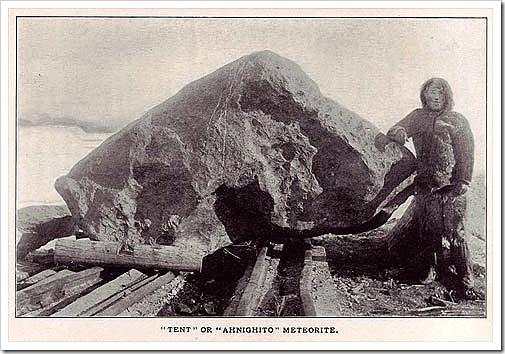 Meteorito Ahnighito