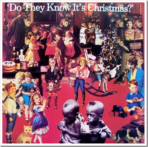 "Band Aid: ""Do They Know It's Christmas?"" (1984)"