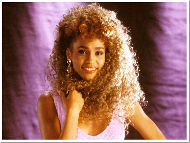 whitney Houston (1987)