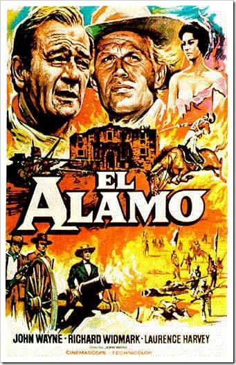 El Álamo, John Wayne (1960)