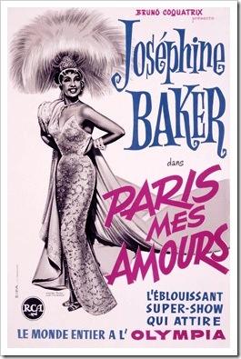 Josephine Baker: Paris Mes Amours