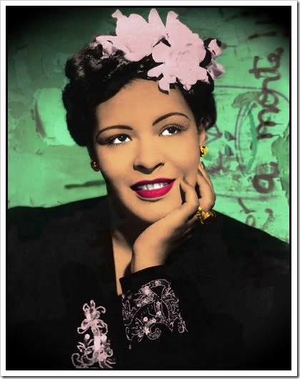 Billie Holiday, Andy Warhol