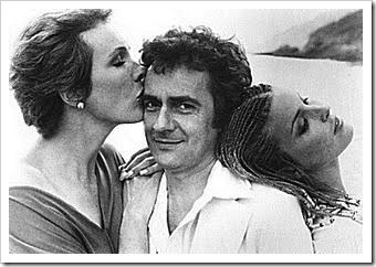Julie Andrews, Dudley Moore y Bo Derek
