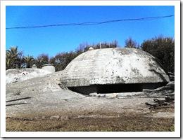 Bunker defensivos ingleses
