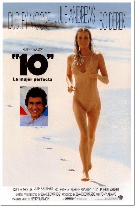 """""""10, la mujer perfecta"""", Blake Edwards (1979)"""
