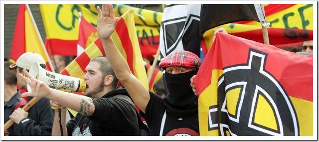 Neonazis españoles