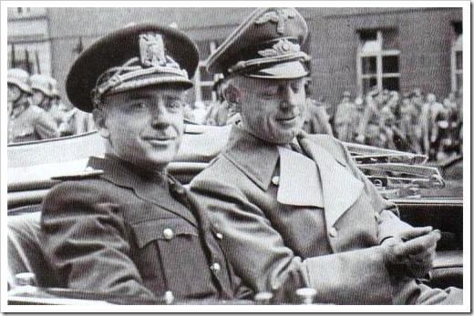 Serrano Suñer y Ribbentrop