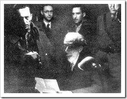Besteiro y Casado, 5 de marzo de 1939