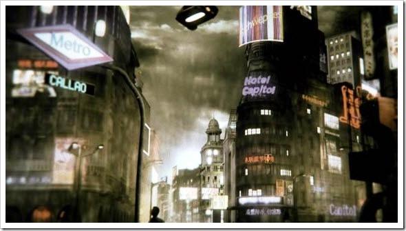 Callao futurista (Madrid)