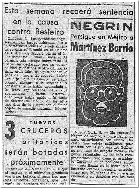 Noticia aparecida en El Diario Palentino