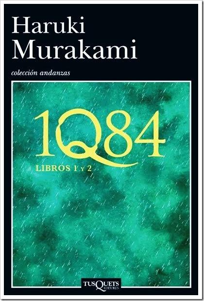 """""""1Q84"""", Haruki Murakami"""