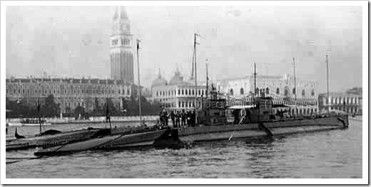 El C-3 en Venecia
