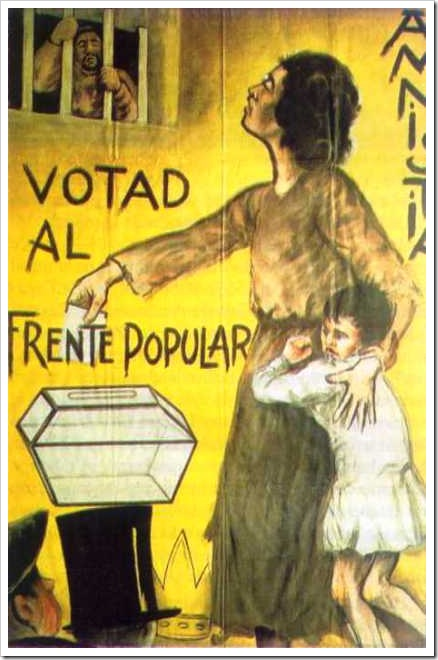 Frente Popular, 1936