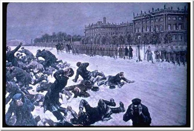Domingo sangriento, 9 de enero de 1905