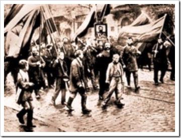 Manifestación del padre Gapón