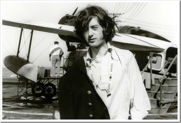 Jimmy Page, 1966