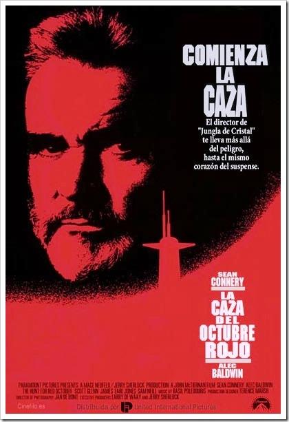 La caza del Octubre Rojo, 1990