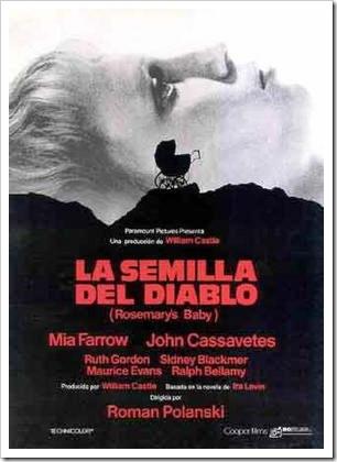 La semilla del diablo, 1968