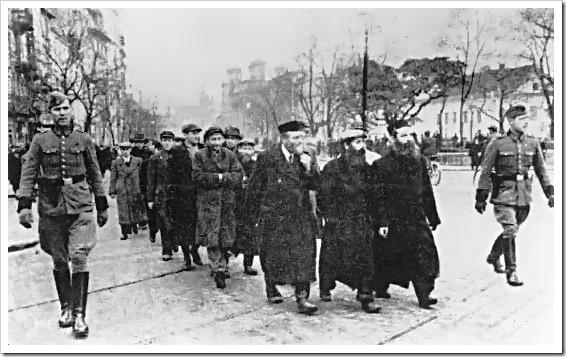 Detención de judios