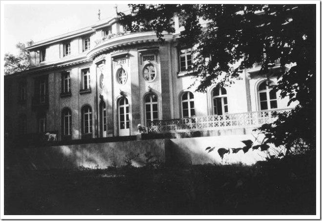 Villa de Wannsee