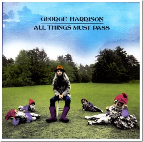 All things must pass(1970)