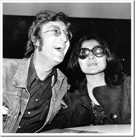 Lennon y Ono, 1971