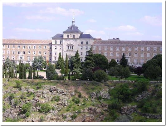 Academia de Infanteria, Toledo