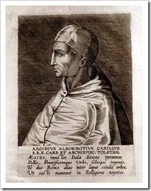 Gil de Albornoz