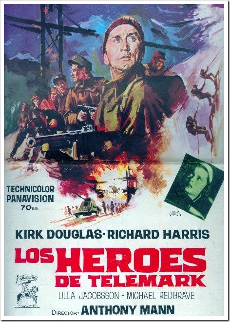 Los héroes de Telemark, 1965