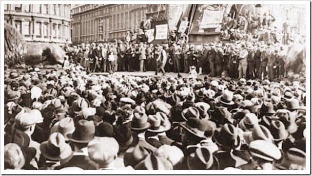 1 mayo 1886, Chicago