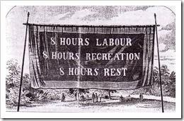Pancarta australiana, 1856