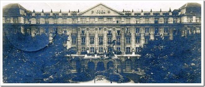 Hotel Eden, Berlín