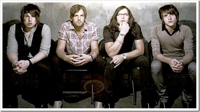 Kings of Leon, 2010