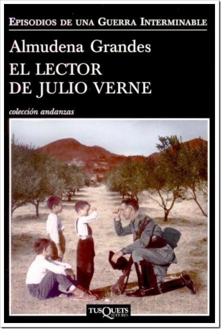 El lector de Julio Verne, 2012