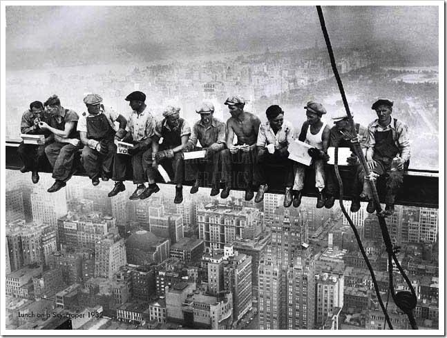 Trabajadores, Nueva York