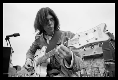 Neil Young, 1972