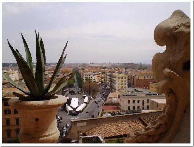 Roma desde el Vaticano II