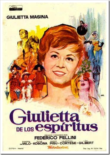 Giulietta de los espiritus,1965