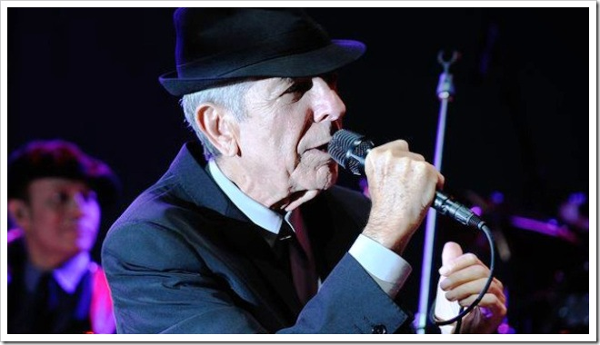Leonard Cohen, 2012