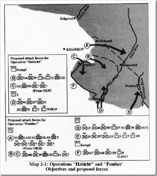 Plan de ataque alemán
