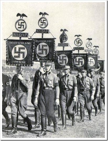 Desfile NSDAP