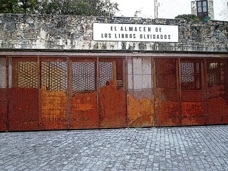El almacén de los libros olvidados. Isla (Cantabria)