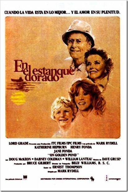 En el estanque dorado, 1981