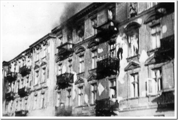 Gueto de Varsovia, 1943