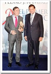Pedro J y Rajoy